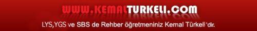 Kemal Türkeli Üniversite veya ANADOLU LİSESİ kazandırır.